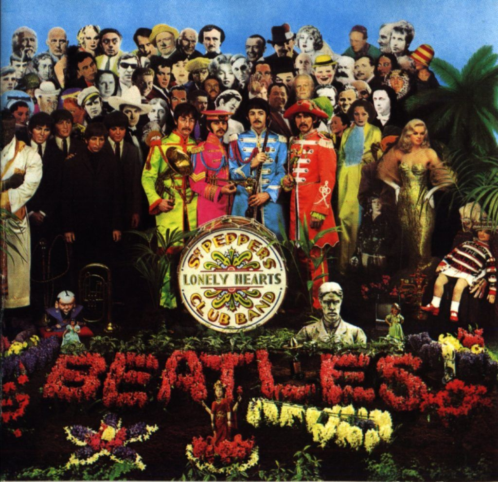 Portadas Sgt. Pepper's Lonely Hearts Club Band